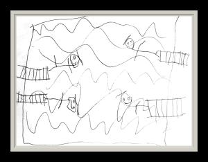 Pool - Eli's drawing